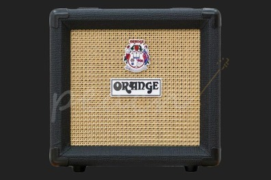 Orange Micro Dark - Matching 1x8 Cab