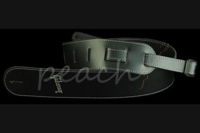 Gibson Troubadour Guitar Strap - Black