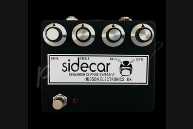 Hudson Electronics Sidecar Overdrive Pedal