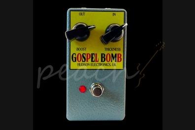 Hudson Electronics Gospel Bomb Boost Pedal