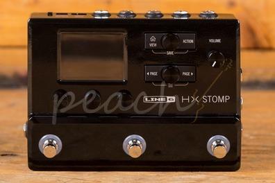 Line 6 Helix HX Stomp