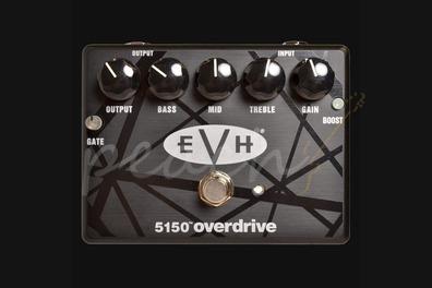 MXR EVH 5150 Overdrive Signature Drive Pedal