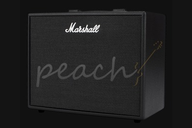"Marshall Code 50 Watt 1x12"" Combo Amplifier"