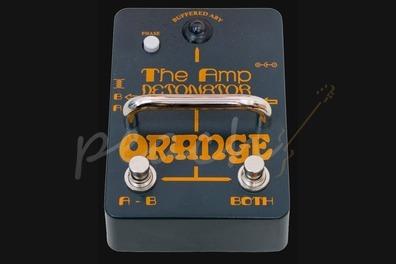 Orange Amp Detonator - Buffered AB-Y Switcher Pedal