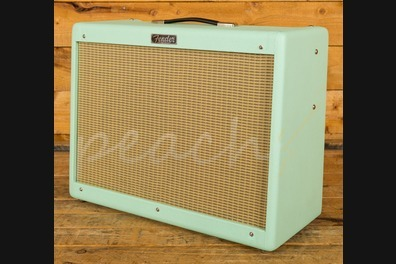 Fender Hot Rod Deluxe IV Limited Edition Surf Green Creamback