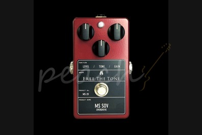 Free The Tone MS SOV MS-2V Matt Schofield Overdrive Pedal