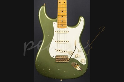 Fender Custom Shop Master Design 1950s Relic Stratocaster Moss Green