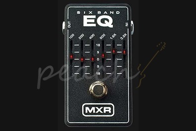MXR Six Band Graphic EQ M-109