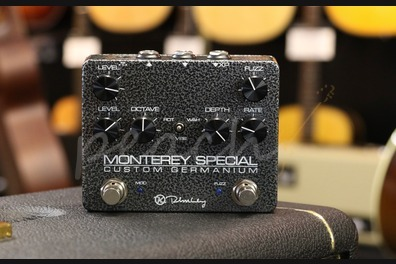 Keeley Germanium Monterey Special Fuzz/Vibe/Rotary/Wah