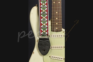 Souldier GS0178BK02BK Jimmy Page Stained Glass Red