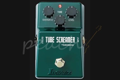 Ibanez TS808 Handwired Ltd Ed Recreation Tubescreamer