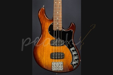 Fender American Deluxe Dimension Bass IV HH RW Violin Burst