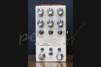 Chase Bliss Audio Warped Vinyl mkII Analog Vibrato/Chorus