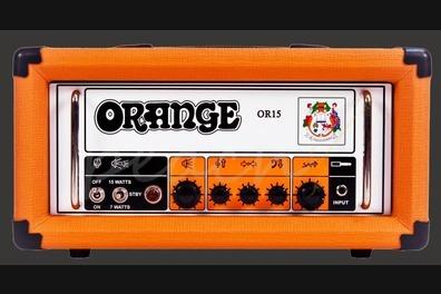 Orange OR15 Pics Only Head