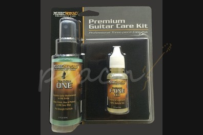 Music Nomad MN140 Guitar Care Kit