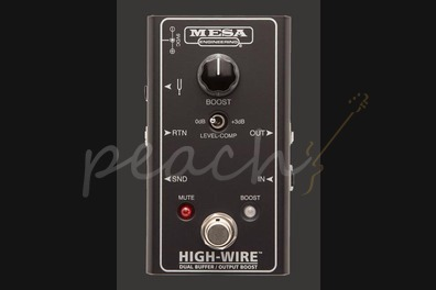 Mesa Boogie High Wire Dual Buffer/Output Boost
