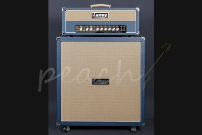 Laney L50 Head and 4x12 Cab Used