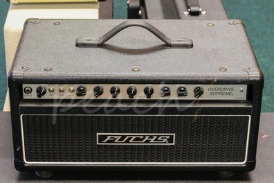 Fuchs Overdrive Supreme 50 Watt Head Used