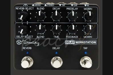 Keeley Super Delay Workstation