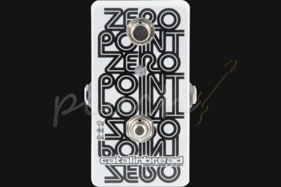 Catalinbread Zero Point Tape Flanger Pedal