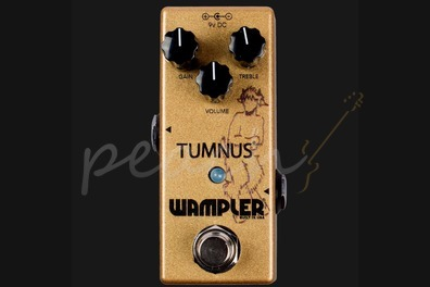 Wampler Tumnus Overdrive & Boost Latest Version