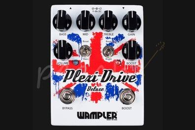 Wampler Plexidrive Deluxe Pedal