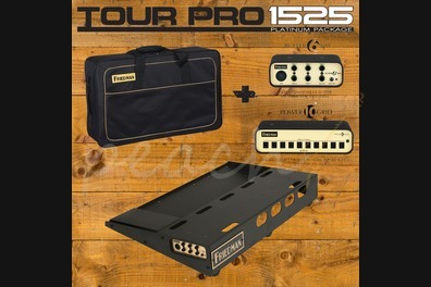 Friedman Tour Pro 1525 - Platinum Package