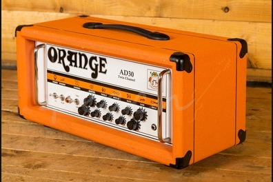Orange AD30HTC Head Used
