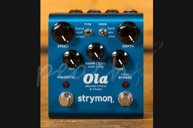 Strymon Ola dBucket Chorus and Vibrato