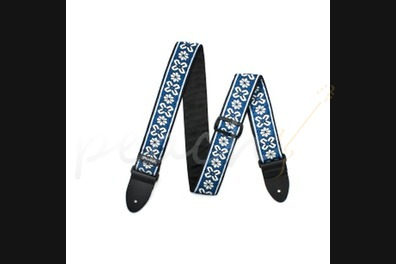 Jim Dunlop Guitar Strap USA Avalon Blue