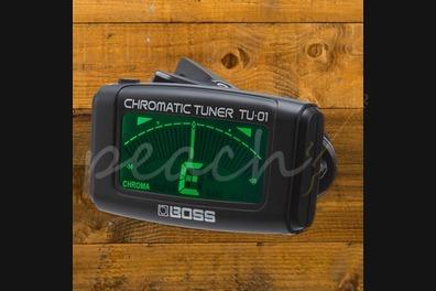 Boss TU-01 Chromatic Headstock Tuner