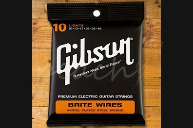 Gibson Brite Wires 10-46