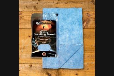 Music Nomad Microfiber Guitar Detailing Towel