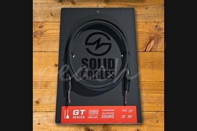 Solid Cable GT Instrument Cable 15'