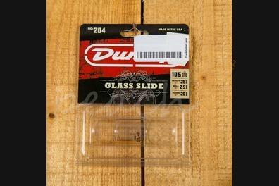Jim Dunlop 204 Glass Slide Medium Knuckle - Medium thickness
