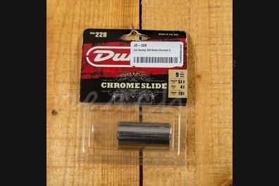 Jim Dunlop 228 Brass Chromed Slide