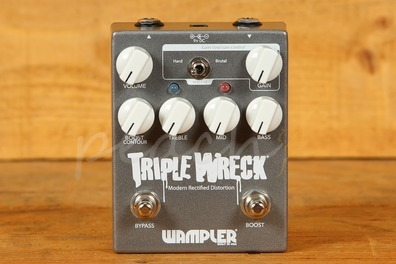 Wampler Triple Wreck Latest Version