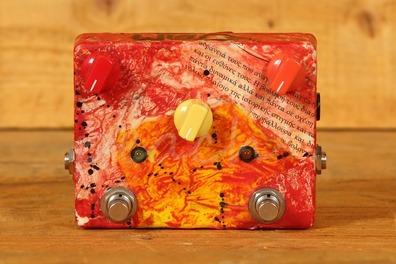 Jam Pedals TubeDreamer+ Custom Painted 'By Deniz'