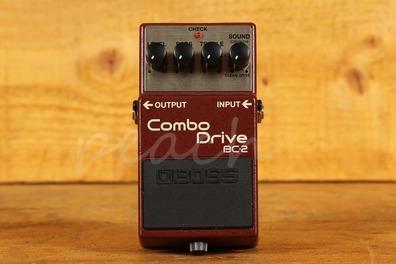 Boss Combo Drive BC2