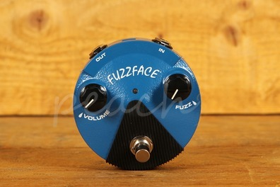 Jim Dunlop Fuzz Face Mini Silicone Blue FFM1