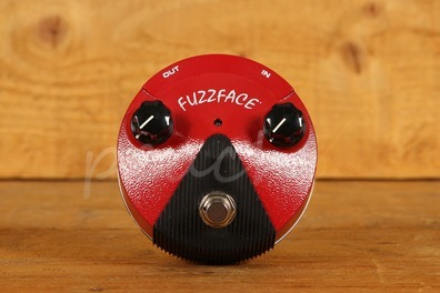 Jim Dunlop Fuzz Face Mini Germanium Red FFM2