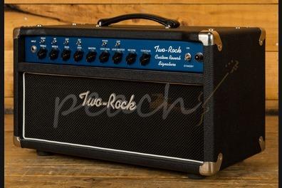 Two-Rock Custom Reverb Signature Blue Panel V2 Used