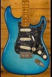 Fender Custom Shop Masterbuilt John Cruz Blue Sparkle Burst Strat NOS