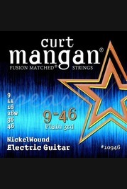 Curt Mangan 9-46 Nickel Wound
