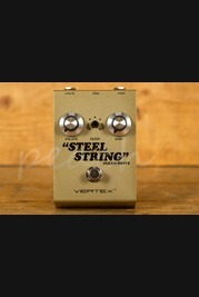 Vertex Gold Steel String Clean Drive Limited Edition