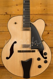 Ibanez 2018 Contemporary Archtop AFC95-Natural Flat