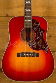 Gibson 2018 Hummingbird 12-String Heritage Burst