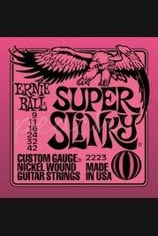 Ernie Ball Super Slinky 9's