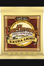 Ernie Ball Earthwood Rock and Blues 10-52