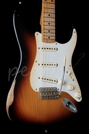 Fender Roadworn 50's Strat Sunburst